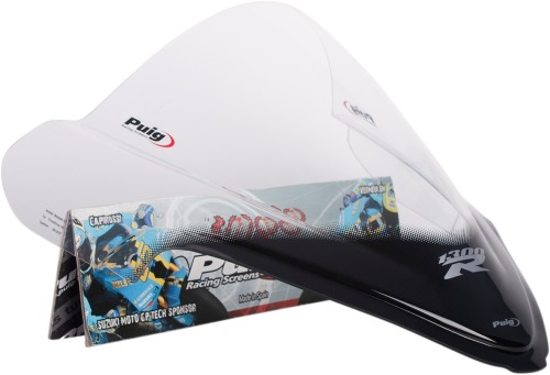 Puig 5990W Clear Racing Screen
